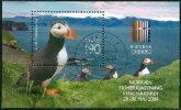 IJSLAND 2009 Blok Nordia GB-USED. - 1944-... Republique