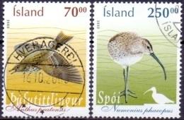 IJsland 2003 Vogels GB-USED. - 1944-... Republique