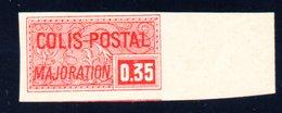Colis Postaux N° 25 Neuf ** - Parcel Post