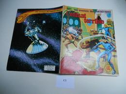 Une Aventure Des Fantastiques N° 29 : L'enfant Terrible C1 - Books, Magazines, Comics
