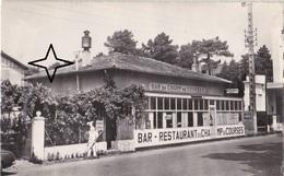 """MANDELIEU-les-THERMES  Bar-Restaurant Du """"CHAMP De COURSES"""". - France"""