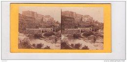 PHOTO STÉREO, Liban ( Lebanon ), Tripoli , Château Bâti Par Les Croisés - Photos Stéréoscopiques