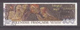 Polynésie  -  1987  -  Avion  :  Yv 198  (o) - Poste Aérienne