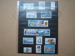 VEND BEAUX TIMBRES DES T.A.A.F. , ANNEE 2000 + BLOC , XX !!! (b) - French Southern And Antarctic Territories (TAAF)