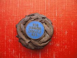 FISHING AWARD.-SLOVENIJA.RED ZA RIBISKE ZASLUGE RZS - Pin's