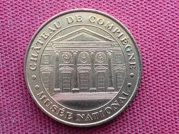 FRANCE Monnaie De Paris Le Chateau De Compiègne ( 2001 ) - 2001