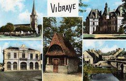 DPT 72 VIBRAYE Multivues - Vibraye