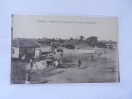 BISSU MATADOURO MUNICIPAL E CERCO DE MANCARRA - Guinea-Bissau