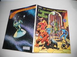 Une Aventure Des Fantastiques N° 24 : L'imposture De Fatalis Lug Be - Books, Magazines, Comics