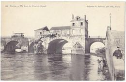 Précurseur De NANTES (44) – Un Bout Du Pont De Pirmil. Animée.  Collection R. Guénault, Nantes, N° 102 - Nantes