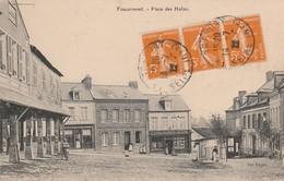 76 - FOUCARMONT - Place Des Halles - France