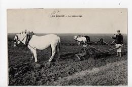 EN BEAUCE - 58 - Nièvre - Le Labourage - Frankrijk