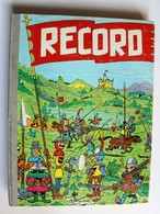 BD Recueil Du Journal RECORD N°7 1965 Iznogoud Tne Beach Boys - Livres, BD, Revues