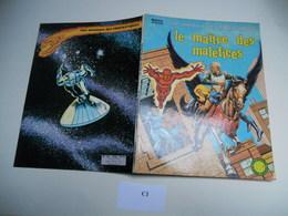 Les Fantastiques N°23: Le Maitre Des Malefices  Tbe  C1 - Livres, BD, Revues