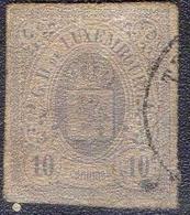 LUXEMBOURG ! Timbre Ancien De 1874 N°38 - 1859-1880 Wappen & Heraldik