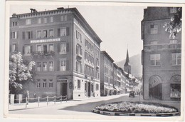 26561 SUISSE - CHUR - FAMILLE BRANGER HOTEL LUKMANIER -Kohler Bern - - GR Grisons