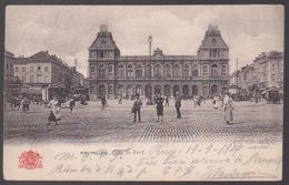 BRUSSEL.  GARE DU NORD - Spoorwegen, Stations