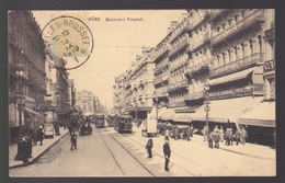 BRUSSEL.  BOULEVARD ANSPACH - Avenues, Boulevards