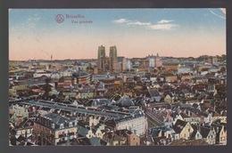 BRUSSEL.  VUE GENERALE - Panoramische Zichten, Meerdere Zichten