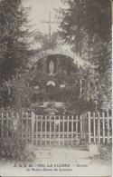 La Clusaz - Grotte De Notre Dame De Lourdes - La Clusaz