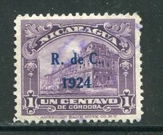 NICARAGUA- Y&T N°453- Oblitéré - Nicaragua