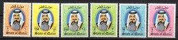 Serie Nº 501/6 Qatar - Qatar