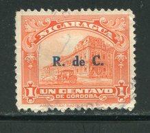 NICARAGUA- Y&T N°536- Oblitéré - Nicaragua