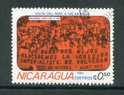 NICARAGUA- Y&T N°1232- Oblitéré - Nicaragua