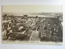 CPA (30) Gard - AIGUES-MORTES - Vue Prise De La Tour De Constance - Aigues-Mortes
