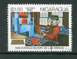 NICARAGUA- Y&T N°1297- Oblitéré - Nicaragua