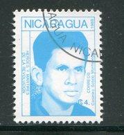 NICARAGUA- Y&T N°1510- Oblitéré - Nicaragua