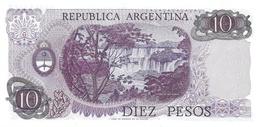 ARGENTINA P. 289 10 P 1970 UNC - Argentine