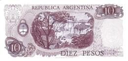 ARGENTINA P. 300 10 P 1976 UNC - Argentine