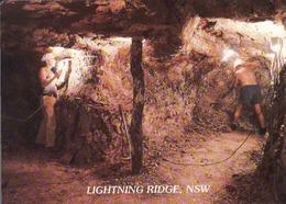 Australia, New South Wales (NSW), Lightning Ridge, Underground Opal Mine, Unused, Mint - Australie