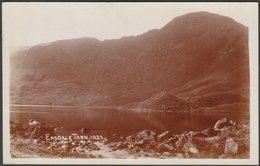 Easdale Tarn, Westmorland, C.1905-10 - Bell RP Postcard - Cumberland/ Westmorland