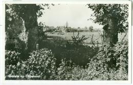 Gezicht Op Oldenzaal 1958 - Gelopen. (G. Bruggeman - Oldenzaal) Lees Info! - Holanda