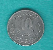 Mexico - 10 Centavos - 1901 - Cn Q - KM404 - Mexico