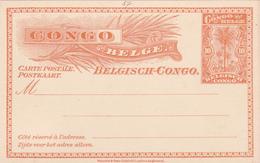 E.P. Congo Belge / Belgische Congo - 10c. Orange - Etat Neuf - Entiers Postaux