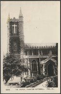The Church, Frampton Cotterell, Gloucestershire, 1960 - Frith's RP Postcard - England
