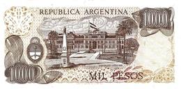 ARGENTINA P. 304d 1000 P 1983 UNC - Argentine
