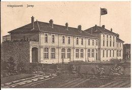 JARNY KRIEGSLAZARETT  CACHETEE 1916 FELDPOST  6/268/d4 - Jarny