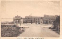 BREST - ( 29 ) - Ecole Navale - Brest