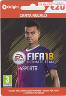 Gift Card Italy Fifa18 - Gift Cards