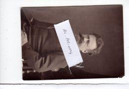 Photographie Originale De Gustave Jundt, Peintre - Personnes Identifiées