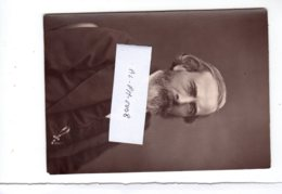 Photographie Originale De Edouard Frère, Né à Paris En 1919, Peintre - Personnes Identifiées