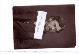 Photographie Originale De Henri Pille,  Peintre - Personnes Identifiées