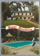 NL.- HANDEL. Gem. GEMERT. Hotel - HANDELIA -. Eig.: Aldenhuysen V.d. AA. Pastoor Castelijnstraat 1-3-5. - Gemert