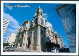 BRAZIL -  CATEDRAL METROPOLITANA  -  PORTO ALEGRE - - Porto Alegre