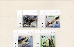 FALKLAND ISLANDS 2011 / Série Polaire Complète MNH De 4 Valeurs Dentelés Cote + De 14.50 Vente Départ 1.99 Euros - Filatelia Polar