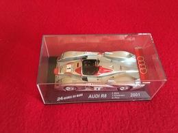 Audi R8  (2001) 1/43 - Cars & 4-wheels